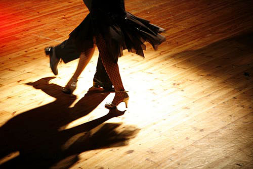Teach Ballroom Dancing