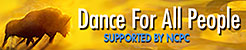 Dance For All People Mobile Logo